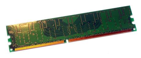 Crucial CT6464Z335.8TD (512MB DDR PC2700U 333MHz DIMM 184-pin) 8C RAM Thumbnail 2